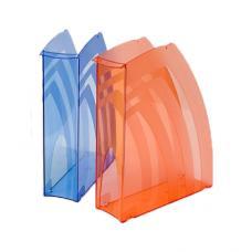 Лоток вертикальный Премиум - А4 - Пластик - Ассорти