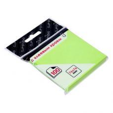 Блок для заметок ClipStudio - Липкий слой - 76*76 мм - 100 листов - Ассорти