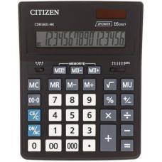 Калькулятор бухгалтерский настольный Citizen CDB-1601 - 16 разрядный