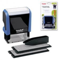 Штамп самонаборный Trodat 4913/DB Typo - 5 строк