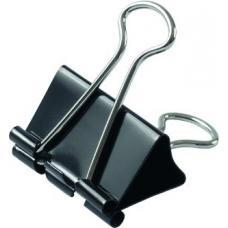 Зажим - 15 мм - Черный