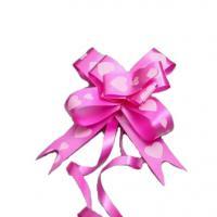 Бант-бабочка - 1.2 см - Розовый
