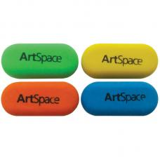 Ластик ArtSpace - Овальный - 35*15*10 мм