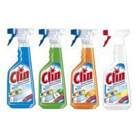 Чистящее средство для стекол и окон Clin - 500 мл