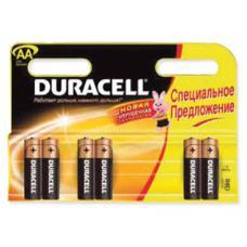 Батарейка алкалиновая Duracell LR6 - АА - 1,5В - 1 штука