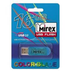 USB-флеш-накопитель Mirex Blue Elf - 16 ГБ - Синий