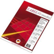 Наклейки Labelmedia - А4 - 38*21.5 мм - 65 шт - 100 листов