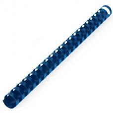 Пружины для перфопереплета - 19 мм - 100 шт - Синие