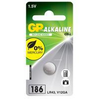 Батарейка GP AG12 - 1.5 V - LR43 - 1 шт