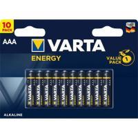 Батарейка алкалиновая VARTA ENERGY - ААА - 1,5 V - 1 штука