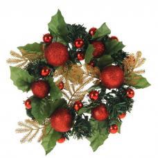 Рождественский венок - 20 см
