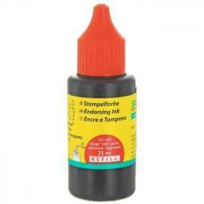 Краска штемпельная Stanger - 25 мл - Красная