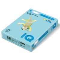 Бумага IQ Color Blue - А3 - 80 г/ кв. м - Голубая - 500 листов