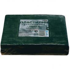 Пластилин скульптурный Лицей - оливковый - 500 г