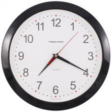 Часы настенные Часпром - Черные