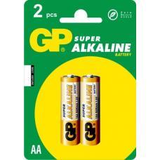 Батарейка алкалиновая GP Super - LR03 - 1,5В - 2 штуки