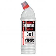 Средство Sanfor - Белизна гель - 3 в 1 - 700 гр