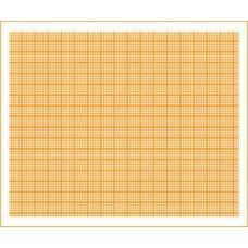 Миллиметровая бумага - А4 - 1 лист