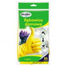 Перчатки резиновые Grosik - M размер