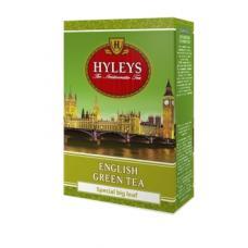 Чай Hyleys Английский - Зеленый - Крупнолистовой - 100 г