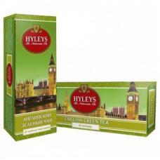Чай Hyleys Английский - 25 пакетиков