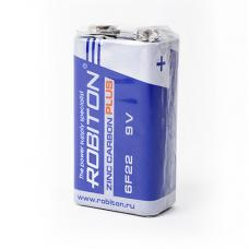 Батарейка Robiton - Крона - 6F22 - 9В - 1 штука