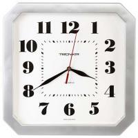 Часы настенные TROYKA - Серебро