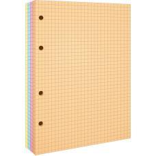 Сменный блок для тетрадей - А5 - 200 листов - 4 цвета