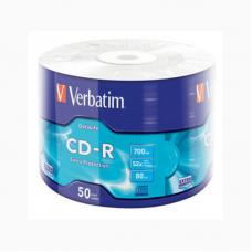 Диск CD-R Extra Protection Verbatim 52x - 700 Мб - 1 шт
