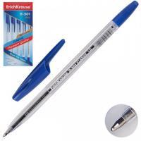 Ручка шариковая Erich Krause - R-301 - Прозрачный корпус