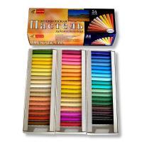 Пастель художественная Петербургская - 54 цвета