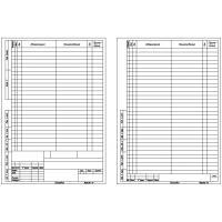Форматка спецификация - А4 -  Заглавный лист - Последний лист