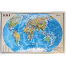 Настольное покрытие Карта мира - 38*59 см