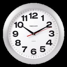 Часы настенные - 29 мм - Круглые - Серебро