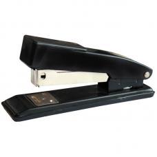 Степлер OfficeSpace №24/6 - Металл - Черный - 24 листа