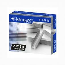 Скобы для степлера Kangaro № 23 - 1000 штук