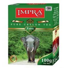 Чай Impra Strong - Листовой - Черный - 100 г