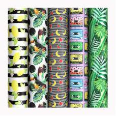 Бумага декоративная упаковочная ArtSpace - 70*100 см - Глянцевая