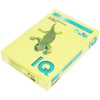 Бумага цветная IQ Color - А4 - лимонно-желтая - 80 гр - 500 листов