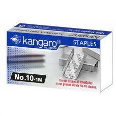 Скобы Kangaro №10 - 1000 штук